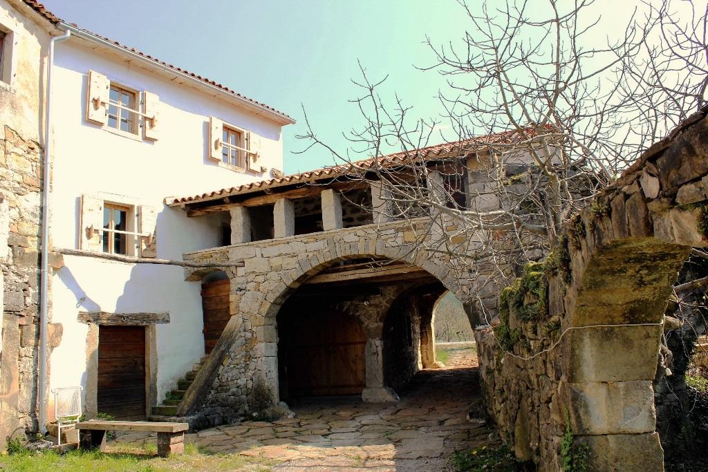 Istrska arhitektura