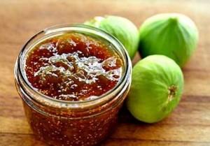 Domača figova marmelada