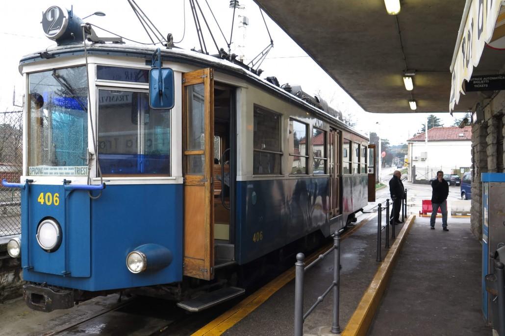 Openski tramvaj