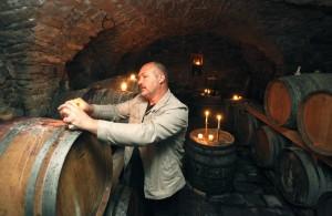 Obisk vinarja