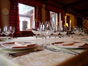 Restavracija v Trstu