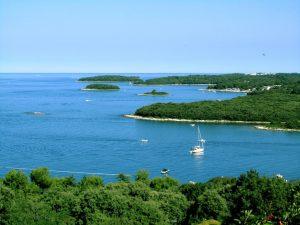 Zahodna obala Istre