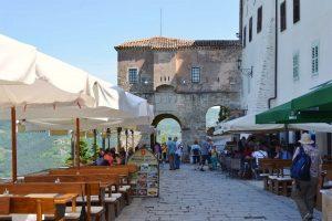 Glavna mestna vrata v Motovunu