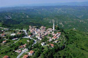 osrčje Istre