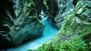 Dolina Soče